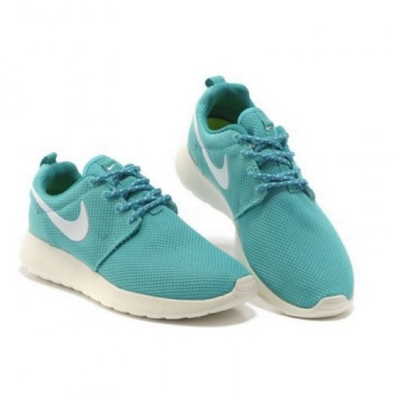 official photos 186c3 2bd35 ... where to buy nike roshe run mint green 99805 1eee3